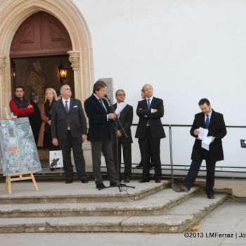 Cerimónia de apresentação do programa de comemorações dos 30 anos de classificação do Mosteiro como Património Mundial da UNESCO