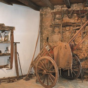 Museu Etnográfico da Alta Estremadura - Casa da Madalena