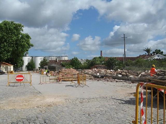Requalificação Urbanística do Largo 14 de Agosto e Envolvente