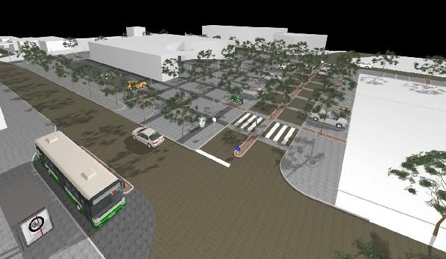 Requalificação Urbanística Sede Freguesia São Mamede