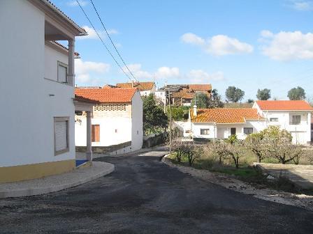Rua Casal do Amaro - Rebolaria