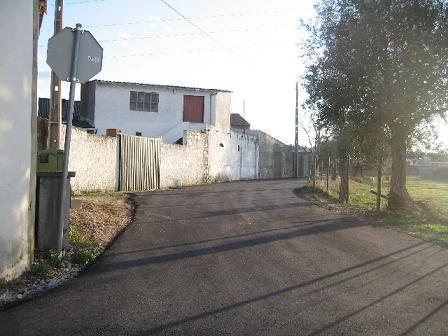 Rua da Estrada Real Antiga - Santo Antão