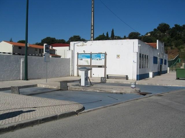 Estação de Serviço Multiusos para Autocaravanas na Zona Desportiva da Batalha